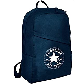 Converse Spring Summer Collection Mochila Tipo Casual, 44 cm, 20 litros, Azul