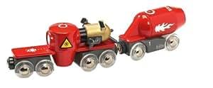 Brio 33291 - Circuit de train en bois - Véhicule Laser de Lazie