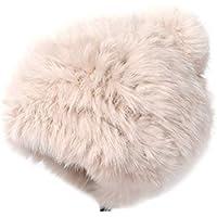 Signora coniglio cappello di pelliccia in autunno e in inverno/