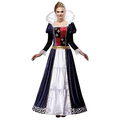 123a505b027c Costume Donna Dama Medievale – Costumi Divertenti
