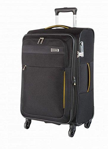 Travelite Style – Maleta de tipo trolley, tamaño M, 64 cm, expandible, con 4 ruedas