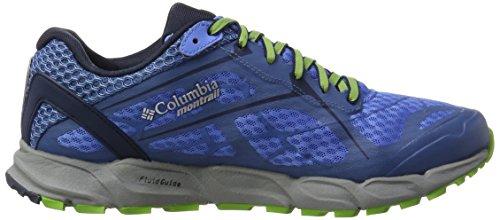 II Caldorado Columbia Blau Herren Traillaufschuhe n6wBwz87xq