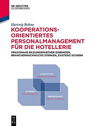 Kooperationsorientiertes Personalmanagement für die Hotellerie: Praxisnahe Bildungspartner einbinden, Branchennachwuchs stärken, Existenz sichern