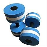 FJROnline 2PCS–Manubri, galleggianti per acquagym bilancieri esercizio mano barre per aerobica in acqua