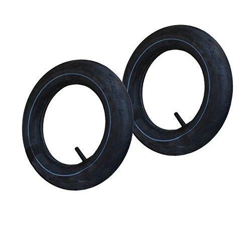 Reifen 5 16 (2 Stück Schubkarrenschlauch Schlauch für Luftrad Schubkarre 3.50-8 4.80 / 4.00-8)