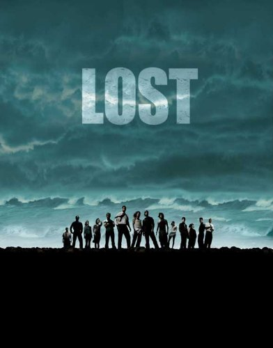 Click for larger image of Lost Poster TV I 27 x 40 In - 69cm x 102cm Matthew Fox Evangeline Lilly Ian Somerhalder Dominic Monaghan Jorge Garcia Maggie Grace