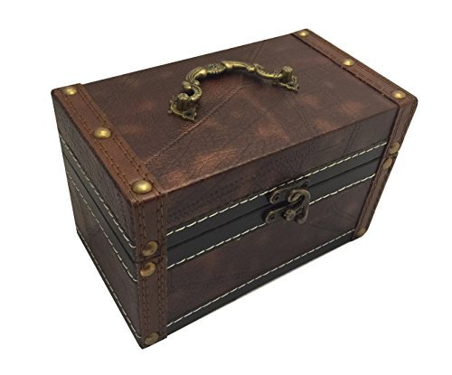 brown-black-distressed-leather-box-with-handle-by-hobby-lobby