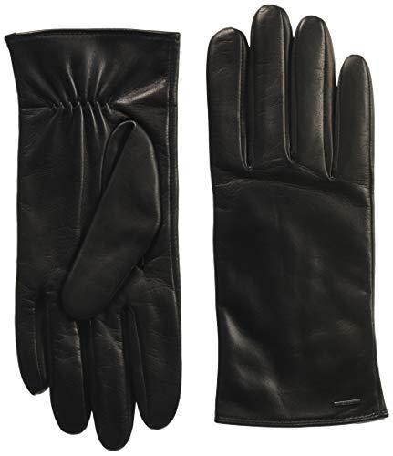 BOSS Damen GUEEN1 Handschuhe, Schwarz (Black 001), (Herstellergröße: 7.5)