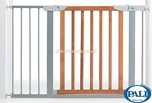 Prolunga +28 cm grigio per Cancelletto Pali per la sicurezza bambino infanzia