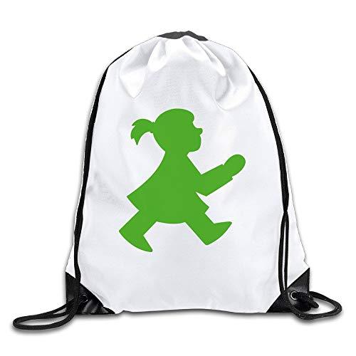 (HLKPE Antique Pillar Male Good Drawstring Backpack School Backpacks)