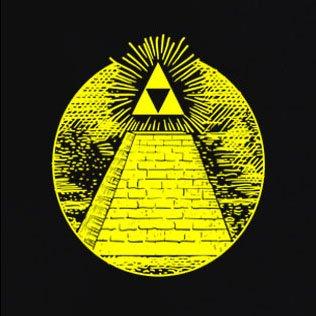 TEXLAB - To hyrule us all - Langarm T-Shirt Rot