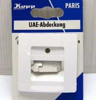 Kopp 865066 UAE-Abdeckung, weiß von UAE-ABDECKUNG PARIS WEISS bei Lampenhans.de