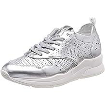 Liu Jo Jeans Karlie 14-Sneaker Met Leath Slv a977b1cb1e0