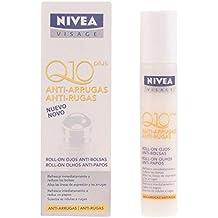 Nivea Q10 Plus Roll-On Ojos Anti-Bolsas Mujer, 10 ml