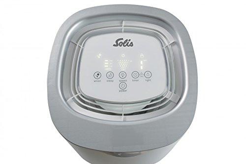 SOLIS 3 in 1 Luftbefeuchter, Luftbefeuchtung, -Reinigung und -Ionisation, 6,2 l, 3 in 1 Airwasher Ionic (Typ 7216)