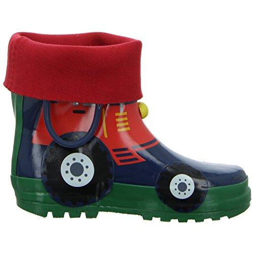 Sneakers 0525600 0525600 Unisex Kinder Regenstiefel Blau (Blau)