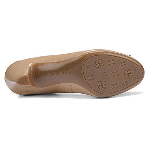 Naturalizer Sharon Femmes Large Synthétique Mocassin Taupe