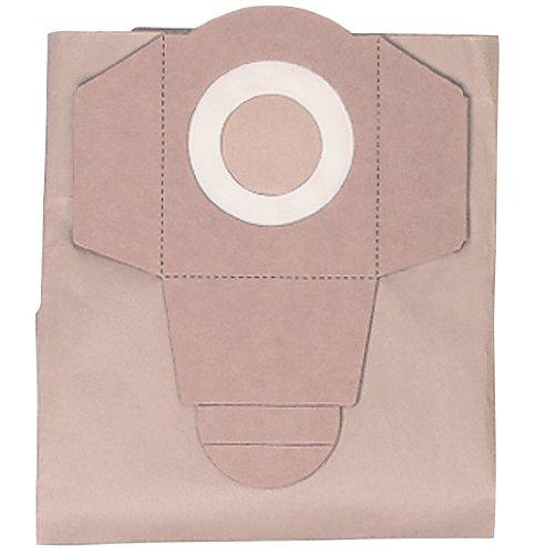 Einhell Schmutzfangsack 30 l passend für Nass Trockensauger (5er Set)