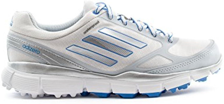 Adidas W adizero Sport III Damen Schuhe - weiss/grau/blau