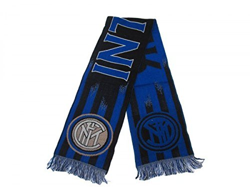 Bufanda F.C. Inter Milano oficial Football Club Inter bufanda Inter Internacional Milano Serie A Italia