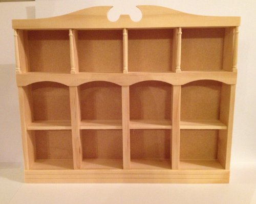 Dolls House Emporium: Large Display Shelves