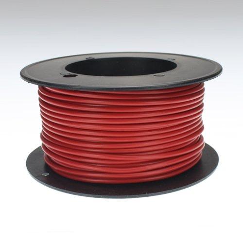 Kabel 1,5 qmm rot 25m Litze Leitung Fahrzeug Auto