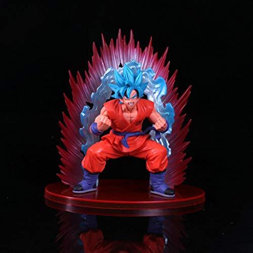 Anime Modelo De Dibujos Animados Super Dios Estatua