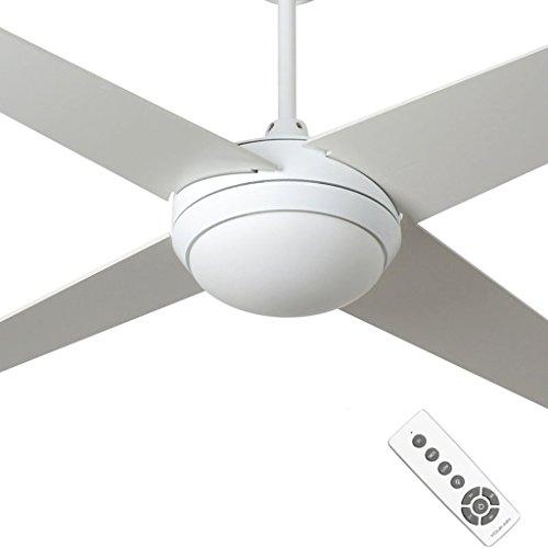 Deckenventilator Licht LED Fan Light 42 Zoll Simple Mode Restaurant mit Ventilator Kronleuchter, weiße Fernbedienung Fan Light Alle - Kupfer Motor LED Farblicht mit Fernbedienung 13 W Reverse-funktion Xuan-Wert haben - 13-gebläse-motor