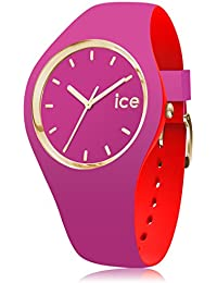 Ice-Watch Loulou Frauenuhr Analog Quarz mit Silikonarmband – 007243