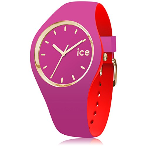 Ice-Watch - ICE loulou Cosmopolitan - Women's wristwatch with silicon strap - 007243 (Medium)