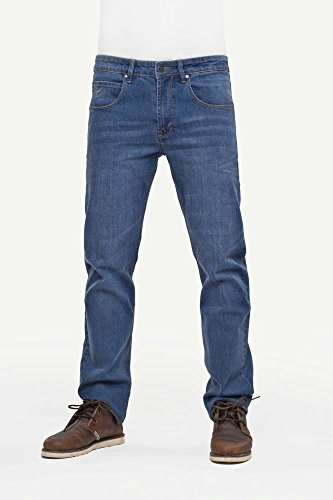 REELL Men Jeans Lowfly Artikel-Nr.1107-002 - 01-001 Mid Blue