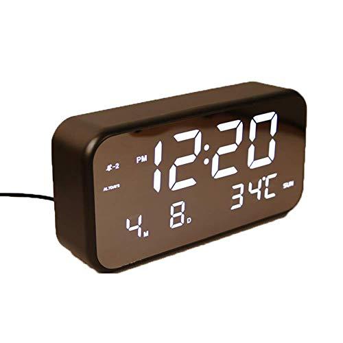 GFF Uhr Intelligent Mute Luminous Digital Elektronische Uhr Simple Fashion Watch