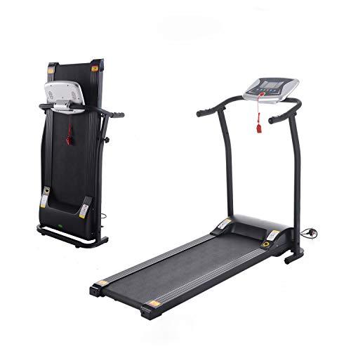 FORIN Elektro-Laufband Falten Elektro Lauftraining Fitness Laufband für Zuhaus Office, Motor: 1,5 HP
