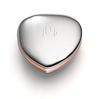 Lunavit Power-Heart Duo est un coeur magnétique en cuivre spécial de haute qualité et de l'acier inoxydable avec un aimant néodyme fort de 3000 Gauss.
