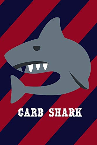 CARB SHARK: Weight Loss Journal Fitness Planner