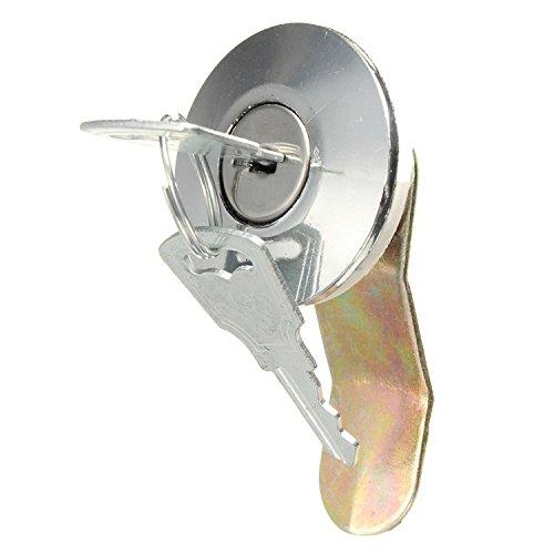 90 ° Drehung Möbelschloss Briefkastenschloß Schrankschloß Cam Lock