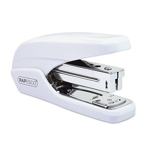 Rapesco X5-25PS Agrafeuse Effort Minimal 25 Feuilles - Blanc