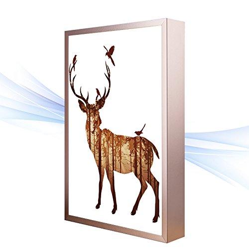 LIYAN Minimalistische Wandleuchte Wandleuchte E26 /E27 Kreative Schlafzimmer  Nachttischlampe Wohnzimmer Treppen Flure Slim Asiatische Kunst Wandleuchten  ...