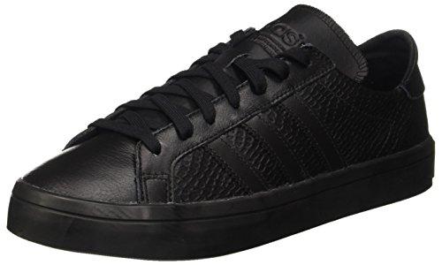 adidas Damen Courtvantage W Basketballschuhe, Nero (Cblack/Cblack/Ftwwht), 40 EU