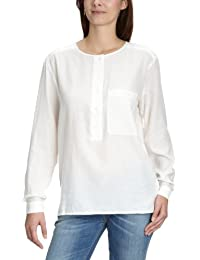 Part Two - Blusa para mujer, talla 40, color Beige (L 006)