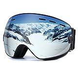 Best Ski Goggles - UPSKR Ski Goggles Anti Fog Snowboard Goggles Double Review