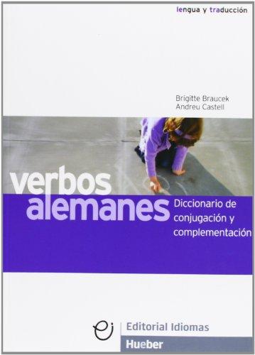 VERBOS ALEMANES.Diccionario (Gramatica Aleman)