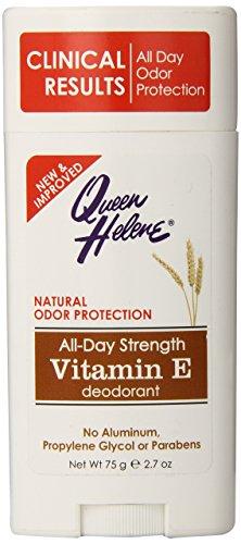 Queen Helene Déodorant à la vitamine E 80 ml Stick