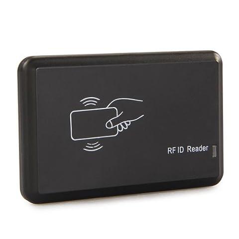 USB Lecteur de Proximité ID Carte Clé RFID 125KHz Contrôle Accès pour Porte Sécurité Maison (Carta Usb)