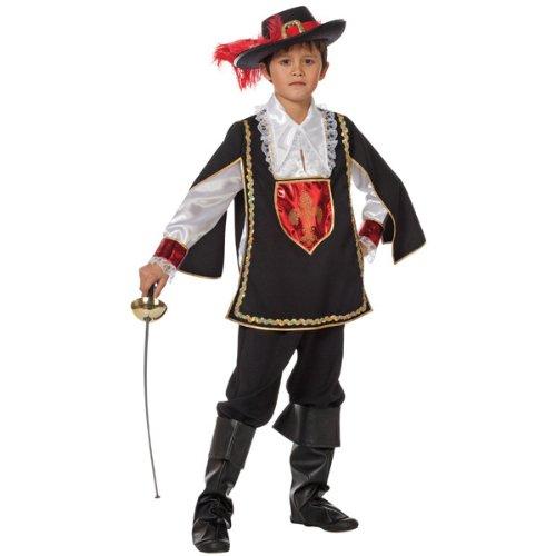 Kostüm Kinder Musketiere Für (Kinder-Kostüm Musketier Aramis, Gr.)
