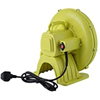 cottonlilac 450W Portable Waterproof Electric Air Duster Blower Pump Fan 0.7HP Inflatable Air Mover Carpet Dryer Blower Floor Fan