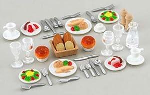 Sylvanian Families furniture dinner set over -409 (japan import)