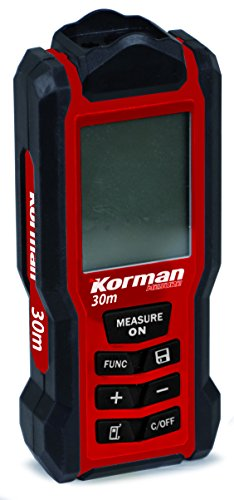 Korman 504101–Livella laser, 60m