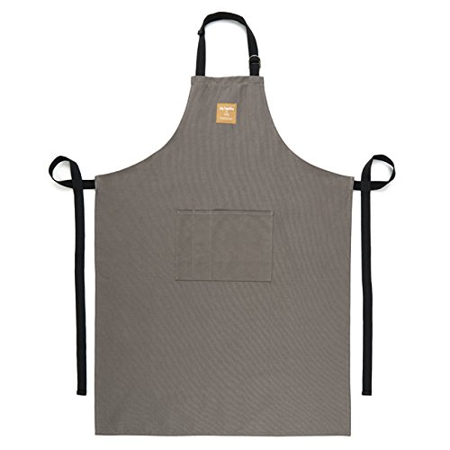 grey-orange-ally-capellino-apron-with-an-orange-logo-patch