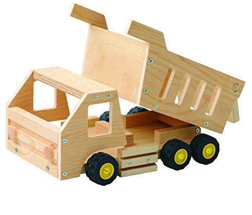 Red Tool Box Dump Truck by Red Tool Box